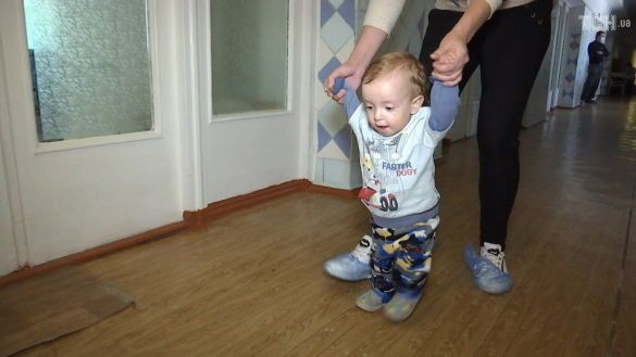 Жизни ребенка угрожает опасность: Маленькому Саше нужна срочная помощь
