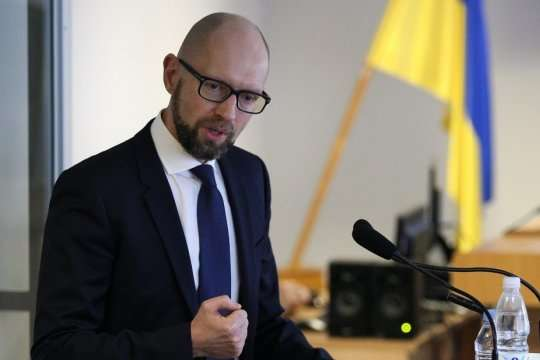 Отозвался: Яценюк сделал острое заявление о конфликте в Азовском море