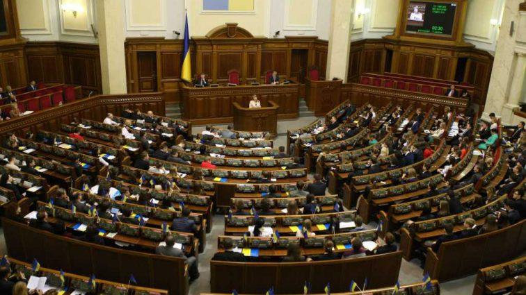 НАБУ и САП вручили нардепам Верховной Рады обвинительные акты по делу о взяточничестве