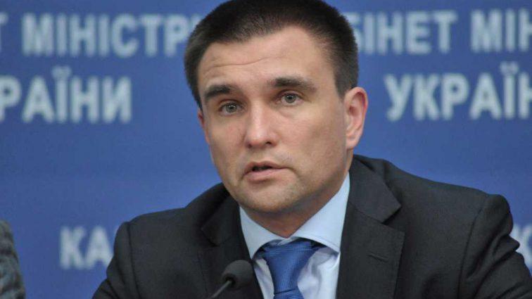 » Такие же опасны как сепаратисты »: Климкин высказался о скандале с венгерскими паспортами