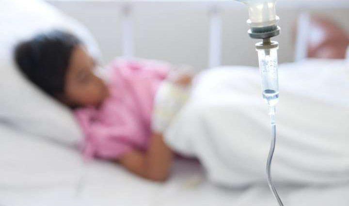 «Онемела от ужаса»: На Днепропетровщине у ребенка обнаружили редкое заболевание