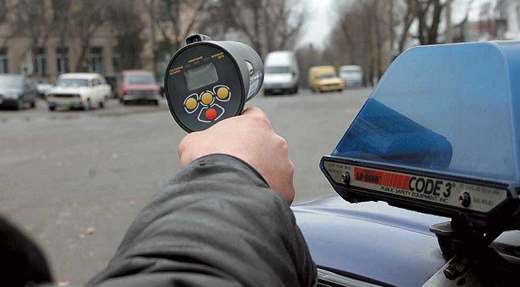 Уже завтра: В Украине восстанавливают контроль за скоростью на дорогах