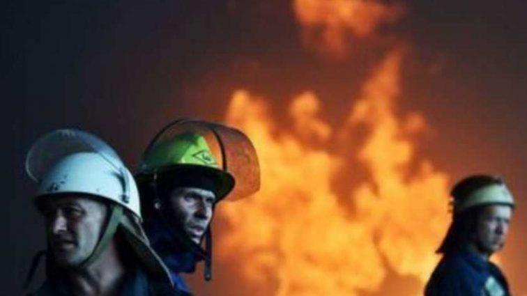 Погибло два товарища: в Киеве горела многоэтажка