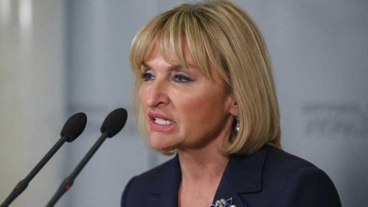 «У Президента идут очень серьезные разборки»: Ирина Луценко сделала важное заявление