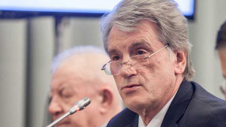 «Исторический процесс»: Ющенко отметился новым эмоциональным заявлением