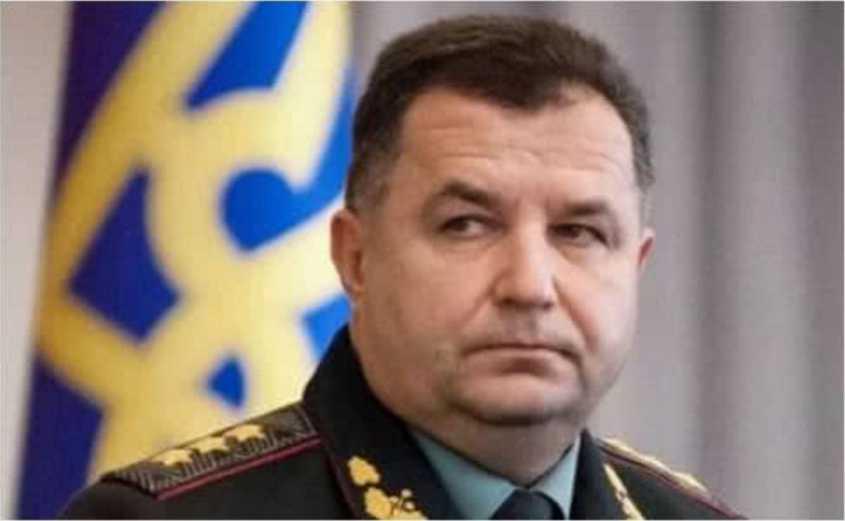 Провинился? Порошенко уволил министра обороны Украины Степана Полторака