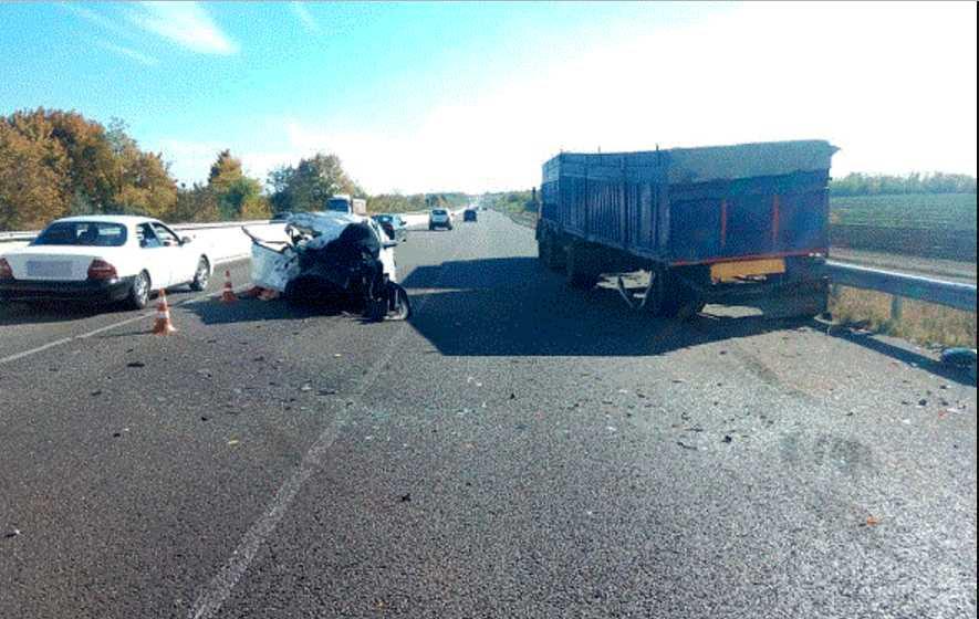 Опасная авария на трассе «Киев-Одесса» забрала жизни пассажирки, все подробности