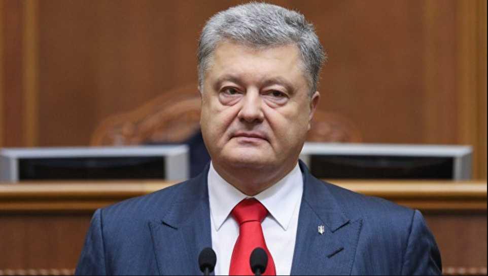 «В ближайшие дни будет зарегистрирован законопроект»: Порошенко выступил с неожиданной инициативой