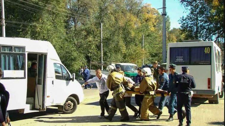18 бездыханных тел: нападавший застрелился после теракта в Керчи