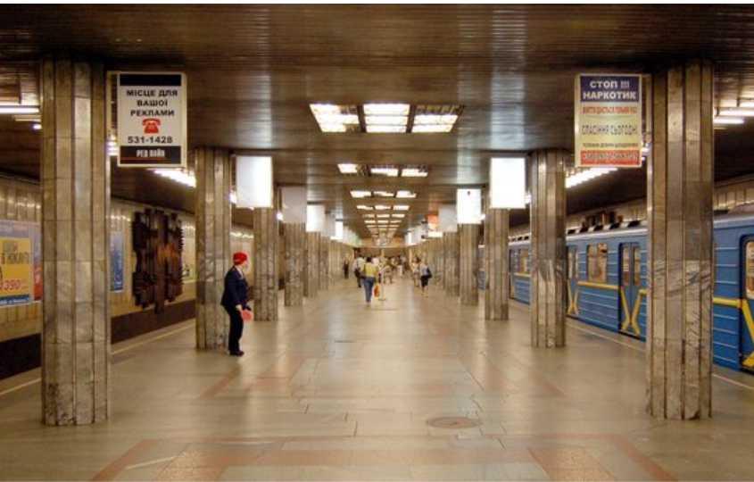 Пассажиры были в ловушке! В киевском метро застрял целый поезд