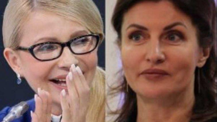 Самая ловкая! Тимошенко обогнала первую леди