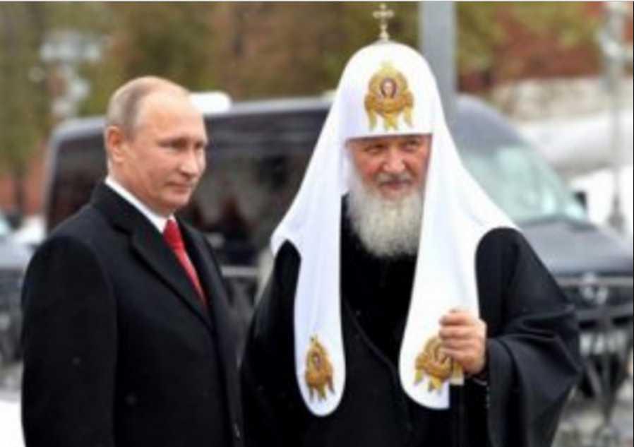 Спецназ в каждый храм: Путин приказал защищать митрополитов Московского патриархата