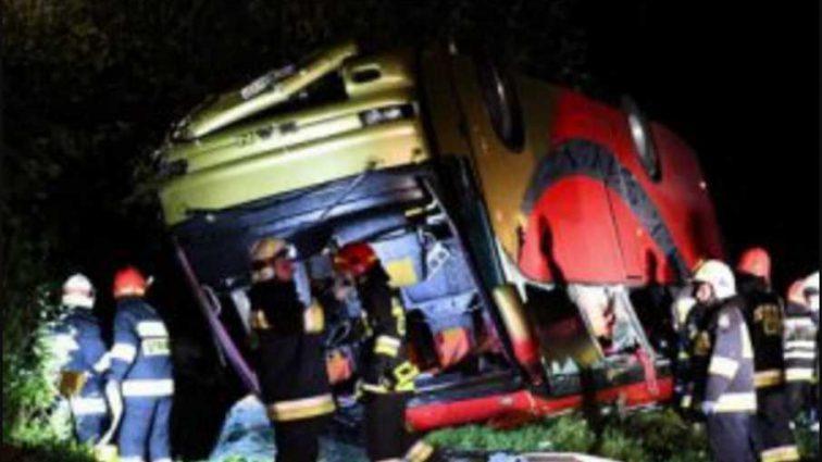Смертельное ДТП с украинцами в Польше: водитель был под действием психотропов