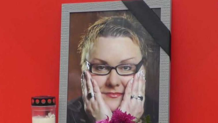 «Все еще веселые и счастливые»: Появилось последнее видео Марины Поплавской в автобусе, в котором она погибла
