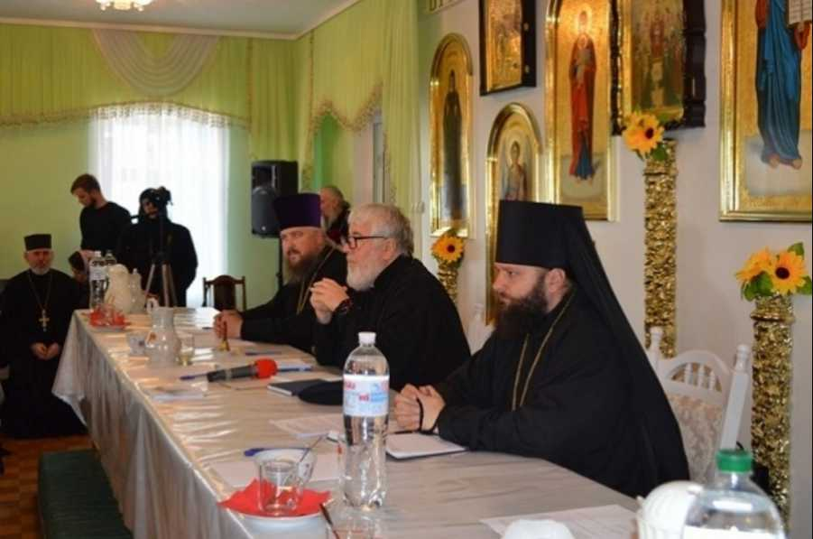 В Ровенской области духовники присягнули на верность Москве
