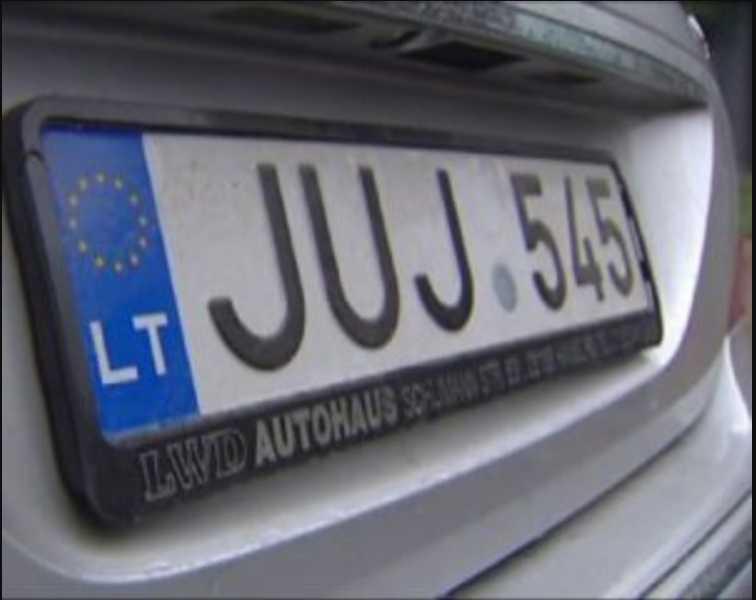 Неожиданность для украинцев: Верховный суд узаконил евробляхи