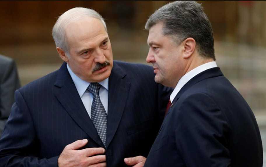 «Надо прекратить братоубийственную войну»: Лукашенко обратился к Порошенко
