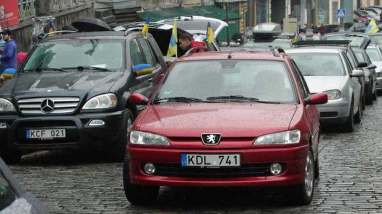 Уже в этом году! Евробляхы хотят запретить впускать в Украину без залога