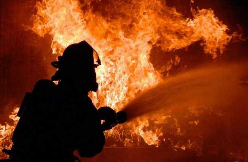 В Днепропетровской области на пожаре пострадал годовалый ребенок, мальчик в больнице