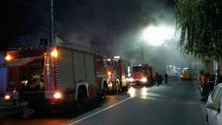 Под Львовом вспыхнул отеле: туристы из Беларуси получили ожоги, все детали