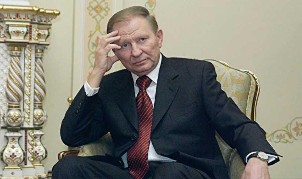 «Боевики бросили Кучме окровавленный паспорт героя»: Геращенко сделала громкое заявление