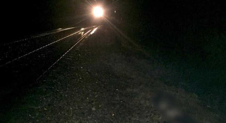 Сидела на пути: поезд насмерть сбил женщину