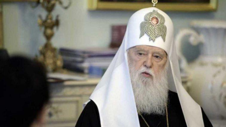 «Я был патриархом, есть и буду»: Филарет сделал громкое заявление