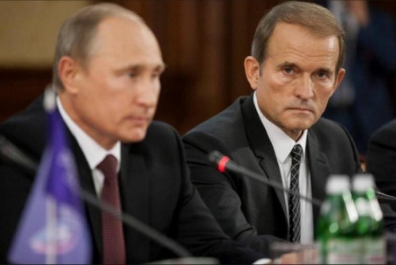Основная линия — Медведчук: СБУ обнародовала скандальное видео