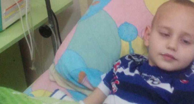Был обычным ребенком, пока болезнь не изменила его жизнь: Маленький Никита нуждается в вашей помощи