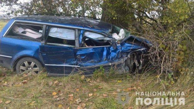 Целая семья попала в жуткую ДТП на Львовщине, есть жертвы