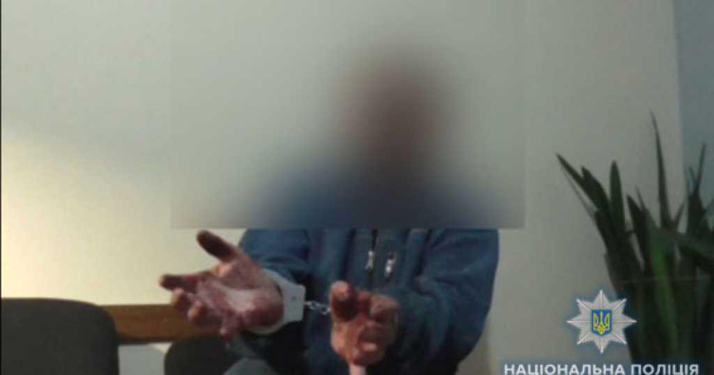 Мальчик в момент нападения спал: бывший участковый зарезал собственного сына