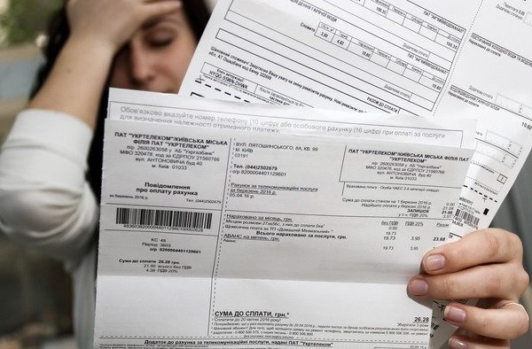 Субсидий не будет даже в тех, кому их насчитали: На украинцев ждет сюрприз в платежках за ноябрь