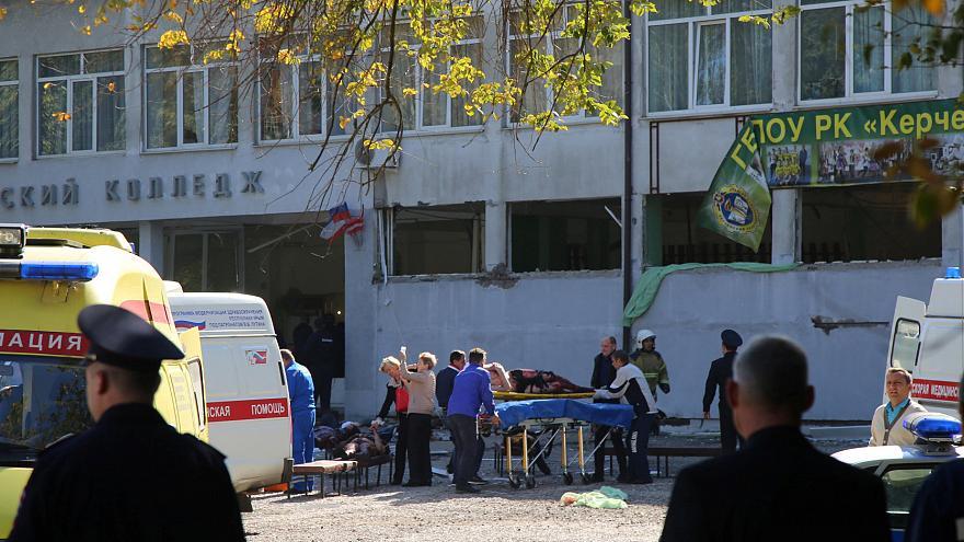 «Выстрелы раздавались, когда Русляков был уже мертв»: очевидцы рассказали шокирующие детали, трагедии в Керчи