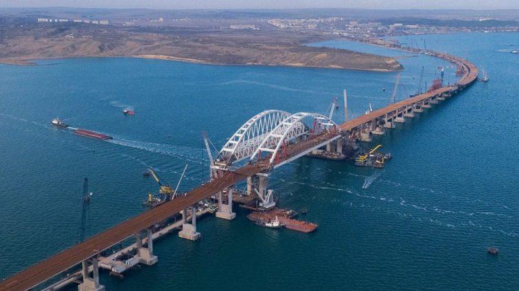Это позор! Эта украинская компания помогала строить Крымский мост: данные СБУ