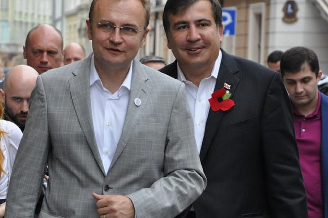 Единственный российский агент, которого удалось обезвредить — Саакашвили! Садовый сделал громкое заявление