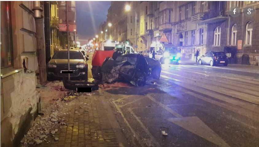 Возвращалась домой из ресторана: В Польше в жуткой ДТП трагически погибла студентка из Украины