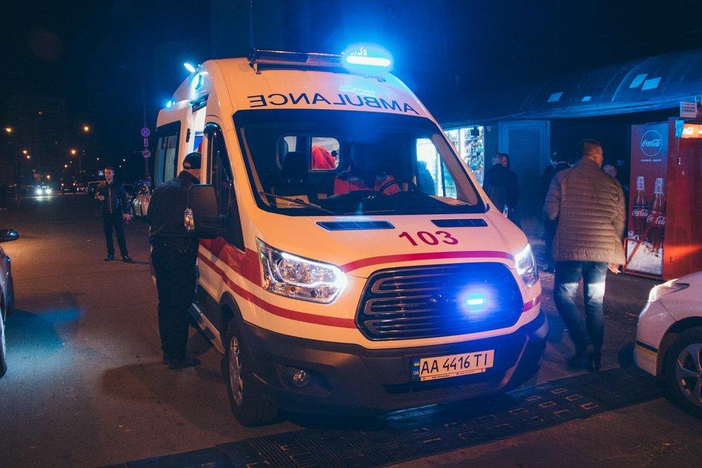 В Киеве клиенты устроили стрельбу в ресторане, есть раненые