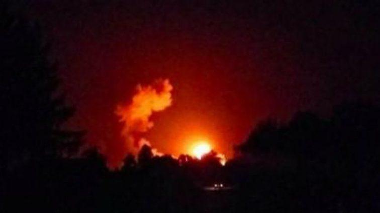 Окна выпадают, а люди даже пешком массово покидают город: Появились новые подробности взрыва в Ичне на военном складе
