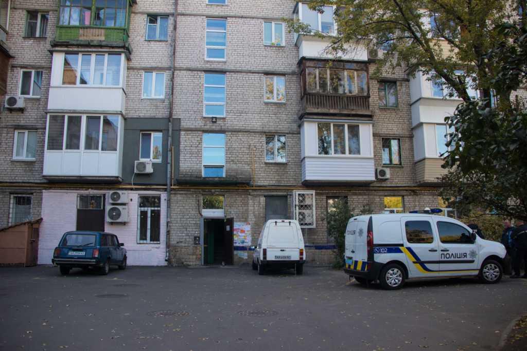«Не могу дальше жить и изменить ничего нельзя»: В Киеве нашли тело мужчины, который умер при загадочных обстоятельствах