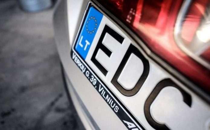 Хотят обязать вносить финансовую гарантию: Нововведения для водителей евроблях, что нужно знать украинцам