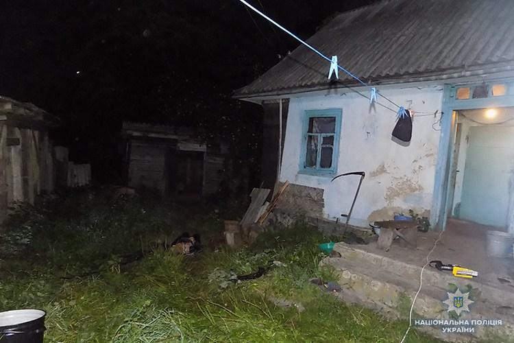 В собственном дворе: В Запорожье трагически погиб мужчина