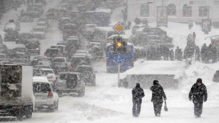 » Это очень опасно! »: Киевлян ожидает очередное ухудшение погоды, к чему готовиться