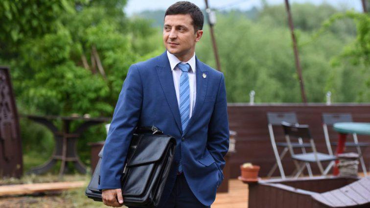 Зеленский уже имеет избирательный лозунг: украинцы не ожидали такого