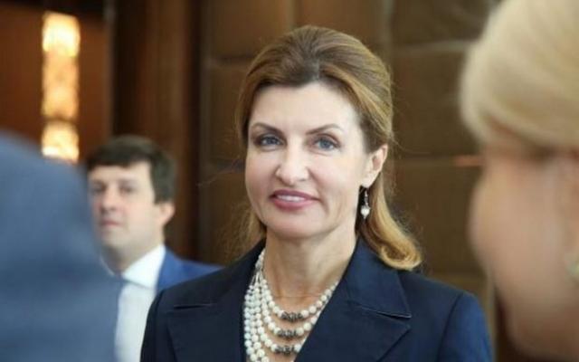 «Как девочка»: Марина Порошенко ошеломила Сеть шикарным образом