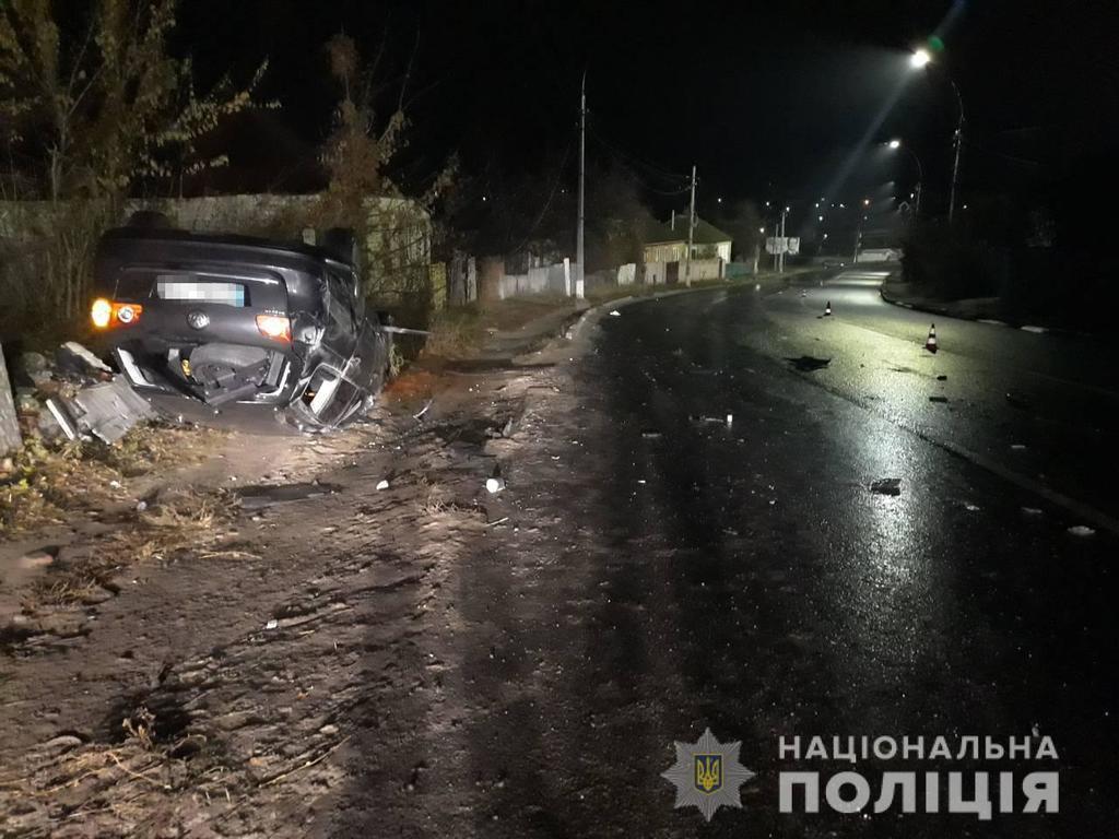 Ехали со дня рождения: Появились подробности жуткой ДТП с подростками на Харьковщине