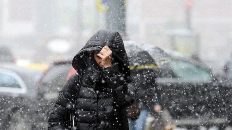 Дожди с мокрым снегом и гололед: Украину накроет мощная непогода