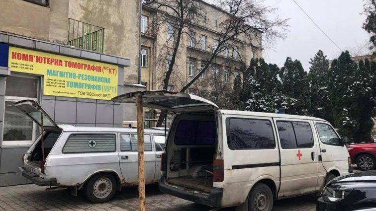 С другой века! Во Львове показали, как качественно областной совет развивает службу экстренной помощи