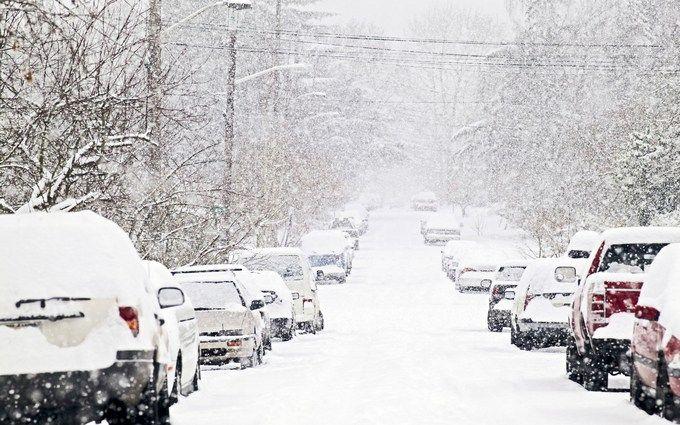 Снегопады будут чередоваться с морозным дождем: на Украину надвигается снежный антициклон