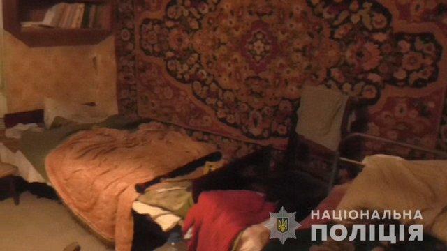 Избил и оставил умирать: На Харьковщине мужчина до смерти забил подругу