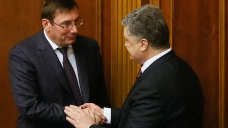 Почему же заявление не проходит писал, Юра? Политолог сделал громкое заявление о Луценко и президента